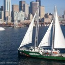 Rainbow Warrior: The Ultimate Motorsailer?