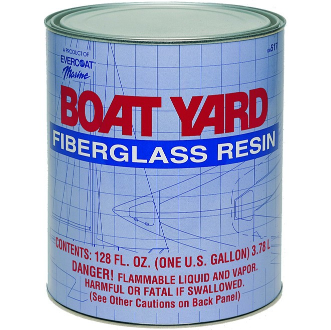 Resins, Resins, Everywhere, But Which One to Use? - boats com