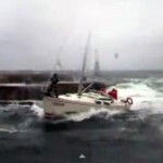 Manic Monday: Sailboat Surfs to Safety