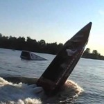 Manic Monday: Boat Wheelie
