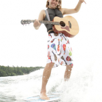 Manic Monday Videos: Chris Hau Surfing, Singing, and Playing Guitar