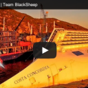 Manic Monday Video: Aerial Drones Explore The Costa Concordia