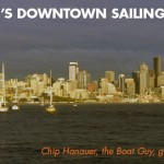 Chip Hanauer, The Boat Guy: Seattle's Downtown Sailing Series