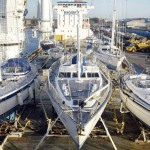 Sevenstar Offloads Yachts in 1 Minute
