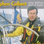 Stephen Colbert Joins National Sailing Hall of Fame as Advisor