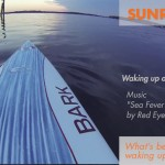 Wednesday on the Water: Sunrise on my SUP