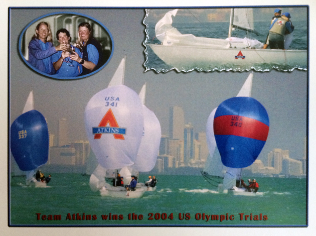 Team Atkins wins Olympic Trials 2004