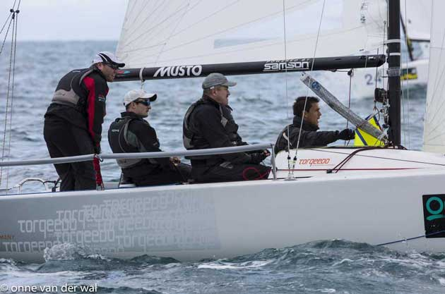 Team boats.com J/70