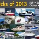 Top Picks of 2013: Fish, Pontoon, Sail, Cruiser, Runabout?