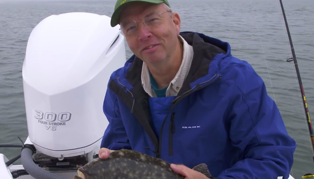 """Life as a """"Special Guest Angler"""""""