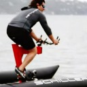 Manic Monday Video: Waterbike Commuter