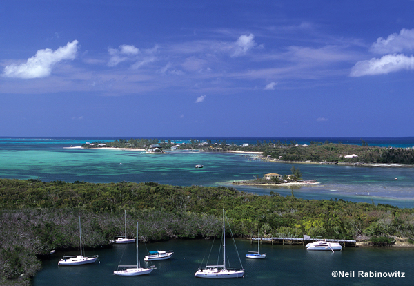 The Abacos in the Bahamas are just one of the many great locations you can explore on the new improved version of YachtWorldCharters.com.