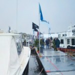 Annapolis Powerboat Show, 2011: Rain, Rain, Go Away!