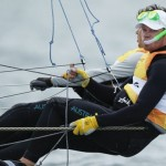 Olympic Sailors Take to Snorkeling
