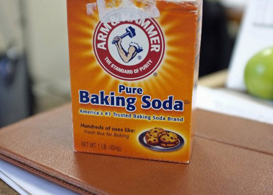 Besides baking cookies, baking soda will keep your potable water tasting fresh if used regularly.