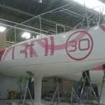 Beneteau First 30, Reinvented in Pink