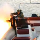 Manic Monday: Grenade-Induced Boat Explosion