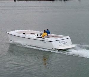 Aspen Power Catamaran's L80 Launch