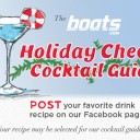 Submit Your Recipe to the boats.com Holiday Cheer Cocktail Guide