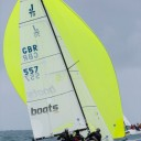J/70: Our Flagship Sailed onto the Podium