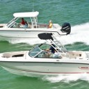 Boston Whaler Introduces Vantage Dual-Consoles