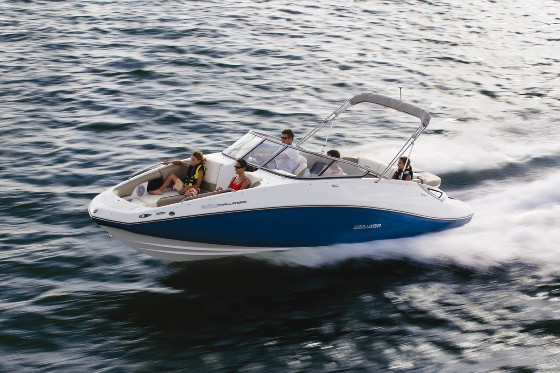 BRP to shut down Sea-Doo sport boat line