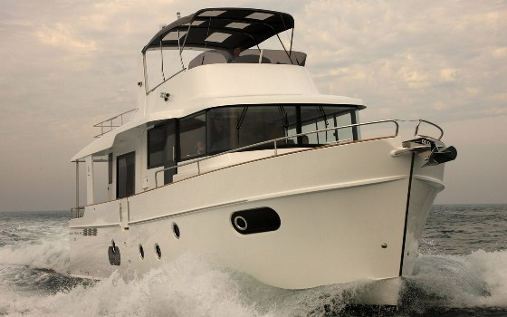 swift trawlers from beneteau