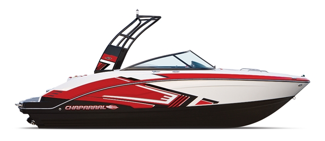 Chaparral's new Vortex boats are part of a jet boat resurgence.
