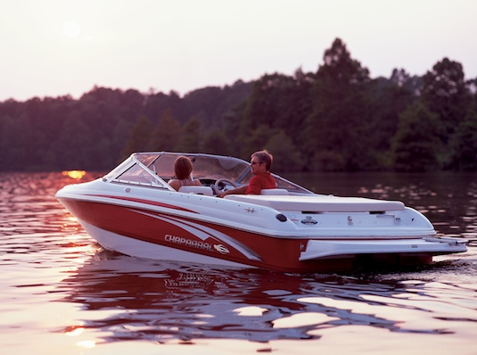 The Chaparral 180 SSi