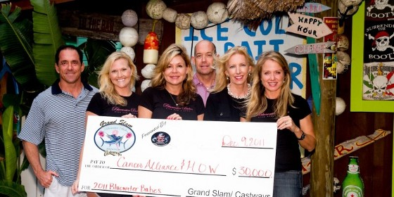 These Bluewater Babes know where to fish for a cure - does you charity include fishing?