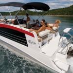 The Marker One: Cobalt Enters the Pontoon Boat Market