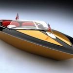 Danalevi Powerboats Go Retro