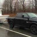 boats.com Ram Towing Series video filming behind the scenes