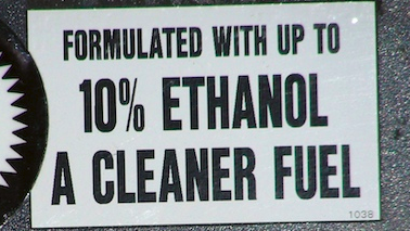 Ethanol content in gasoline could be increased to 15 percent and potentially damage marine engines.