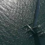 First America's Cup Race: BMW Oracle Trimaran vs. Alinghi Catamaran (Postponed)