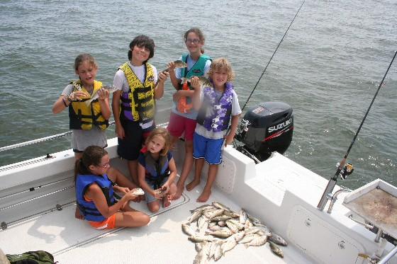 Use these fishing tips when you take the kids out, and all will be well.
