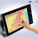 Among the much-anticipated electronics introduced in Miami is Furuno's new touch-screen MFD, the Navnet TZ Touch.