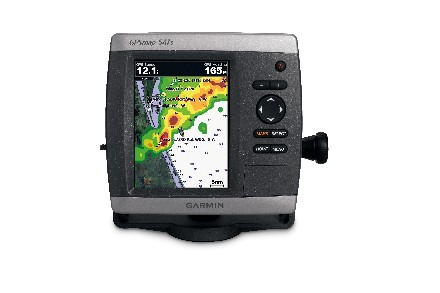 Put weather data on your chartplotter screen, with the Garmin GDL 40.