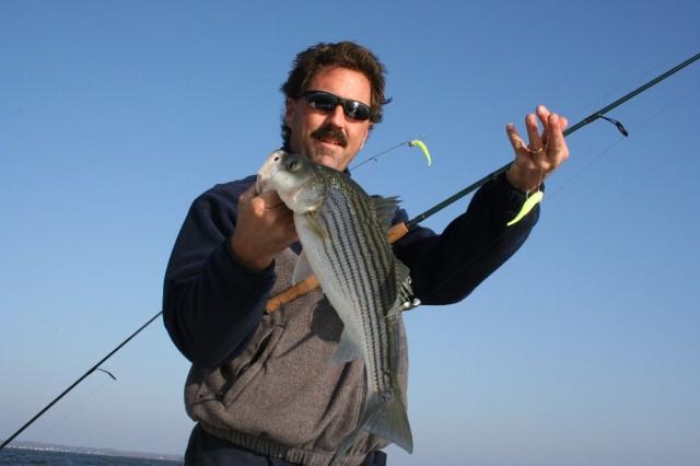 Soft plastics taste test gulp mister twister exude and for Fishing tackle tester