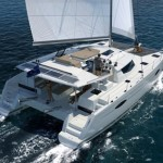Fountaine Pajot Hélia 44: Sun Terrace with Ocean Views