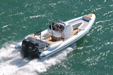 The Hunton 904 RIB