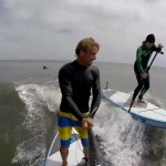 Manic Monday Video: Inflatable SUP Surfing