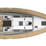 Jeanneau Sun Odyssey 41 DS: A New Deck Saloon Cruiser