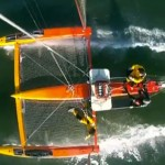 Manic Mondays: Kite Foiling Takes Sailing to New Extremes