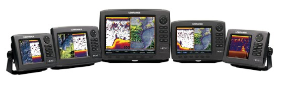 Gen2: the latest in fish-finding MFD's, from Lowrance.