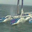 Maxi Banque Populaire Joins Fastnet