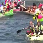 Manic Monday Video: Silly Boat Races