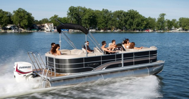 BRP Releases Four New Evinrude Outboard Motors