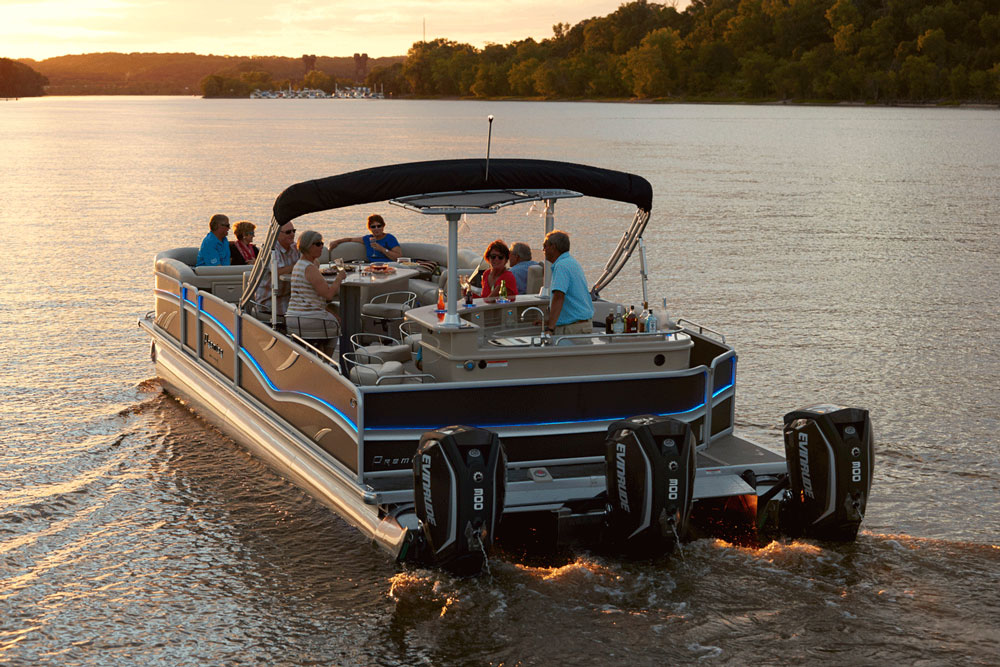 Pontoons For Every Party Boats Com