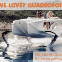 Quadrofoil running.